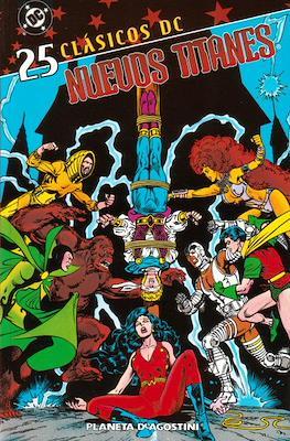 Nuevos Titanes. Clásicos DC (2005-2010) (Rústica 80-128 pp) #25