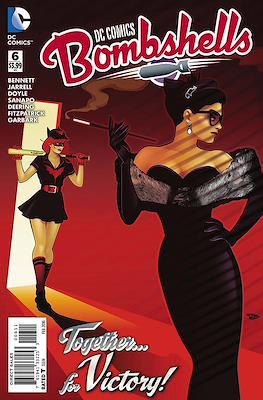 DC Comics: Bombshells #6