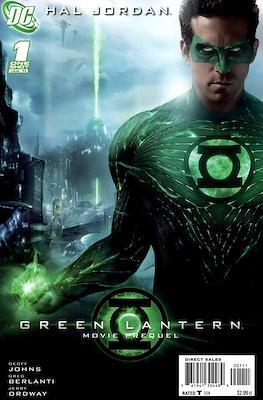 Green Lantern Movie Prequel: Hal Jordan