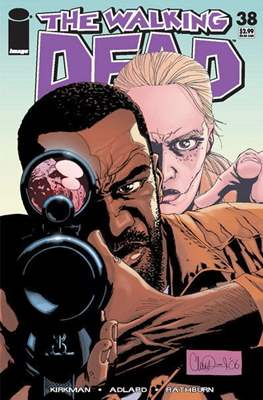 The Walking Dead (Comic-book) #38