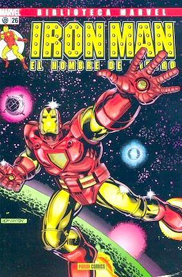 Biblioteca Marvel: Iron Man (2005-2008) (Rústica 160 pp) #26