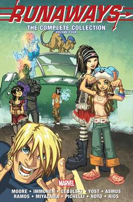 Runaways: The Complete Collection (Rustica) #4