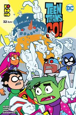 Teen Titans Go! (Grapa) #32