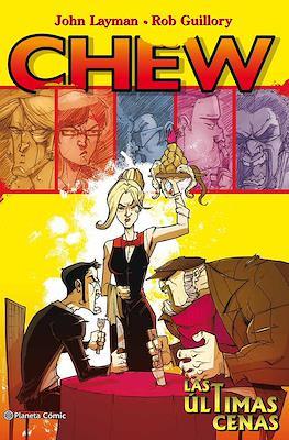 Chew (Rústica 120-160 pp) #11
