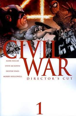 Civil War Director's Cut