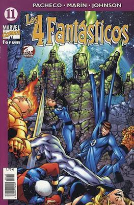 Los 4 Fantásticos Vol. 4 (2001-2003) #11