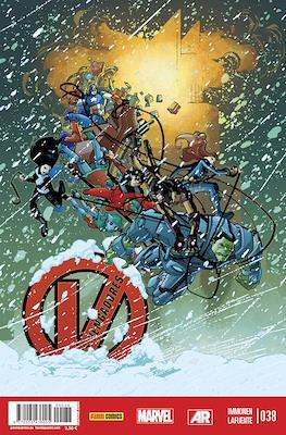 Los Vengadores Vol. 4 (2011-) (Grapa) #38