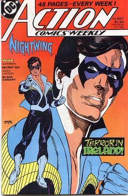 Action Comics Vol. 1 (1938-2011; 2016-) (Comic Book) #627