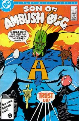 Son of Ambush Bug (Grapa) #4