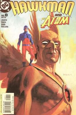 Hawkman Vol. 4 (2002-2006) (Comic book) #8