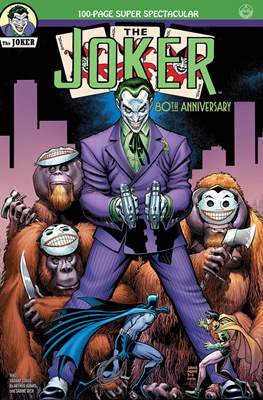 Joker 80th Anniversary 100-Page Super Spectacular (Variant Covers)