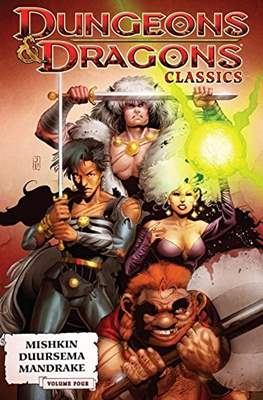 Dungeons & Dragons Classics (Softcover 200-260 pp) #4