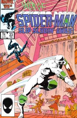 Web of Spider-Man Vol. 1 (1985-1995) (Comic-book) #23