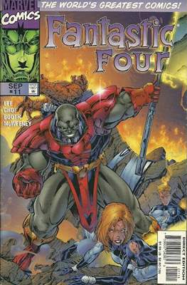 Fantastic Four Vol. 2 (Comic Book) #11