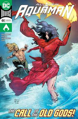 Aquaman Vol. 8 (2016-) (Comic Book) #44