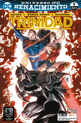 Batman / Superman / Wonder Woman: Trinidad (Grapa 24 pp) #9