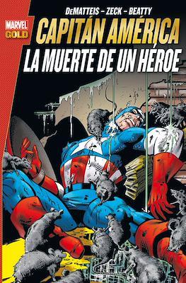 Capitán América. Marvel Gold #8