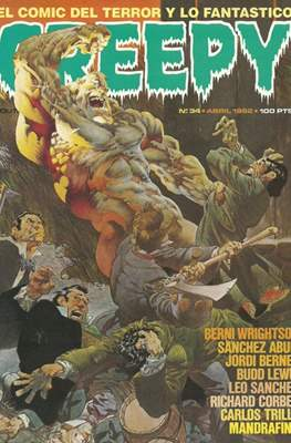 Creepy (Grapa, 1979) #34
