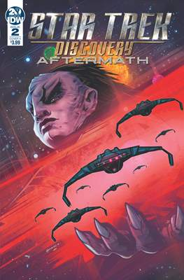 Star Trek: Discovery - Aftermath (Comic Book) #2