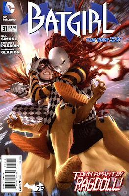 Batgirl Vol. 4 (2011-2016) (Comic-Book) #31