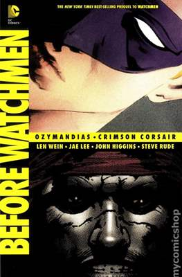 Before Watchmen (Softcover) #4