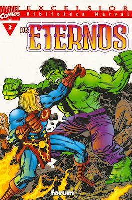 Biblioteca Marvel: Los Eternos (2001-2002) (Rústica 160 pp) #2