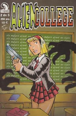 Alien College (Grapa, 28 pgs) #2