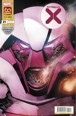 Patrulla-X (2020-) (Grapa) #21