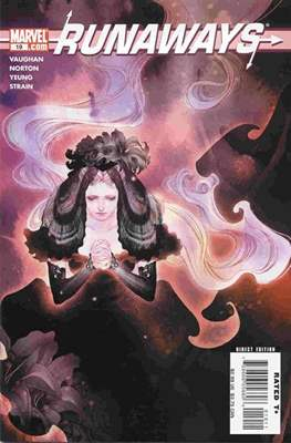 Runaways Vol. 2 (2005-2008) (Comic Book) #19