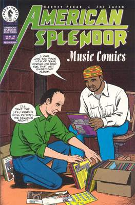 American Splendor - Music Comics