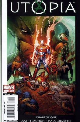 Dark Avengers / Uncanny X-Men: Utopia