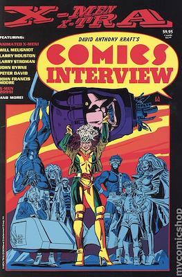 Comics Interview: X-Men X-Tra