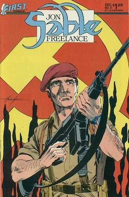 Jon Sable, Freelance #31
