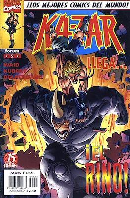Ka-Zar (1998-1999) #5