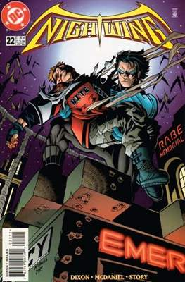 Nightwing Vol. 2 (1996) (Saddle-stitched) #22