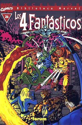 Biblioteca Marvel: Los 4 Fantásticos (1999-2001) (Rústica 160 pp) #26