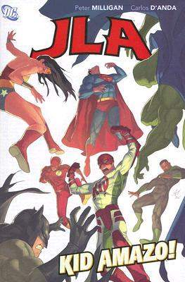 JLA Confidential (Softcover) #5