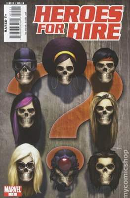 Heroes for Hire Vol. 2 (2006-2007) #15