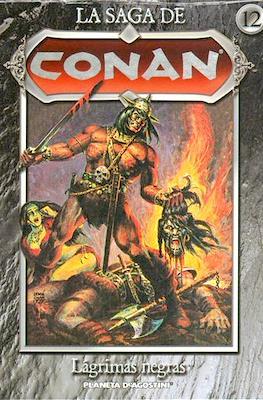 La saga de Conan (Cartoné, 128 páginas) #12
