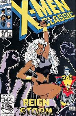 Classic X-Men / X-Men Classic (Comic Book) #74