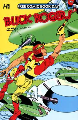 Buck Rogers: Free Comic Book Day 2014