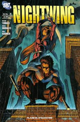 Nightwing (2009-2010) (Grapa, 48 páginas) #3