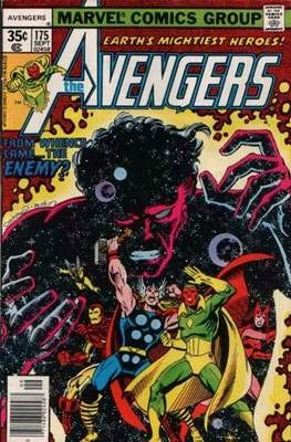 The Avengers Vol. 1 (1963-1996) (Grapa) #175