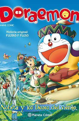 Doraemon. Nobita y los Dioses del viento (Rústica 144 pp) #