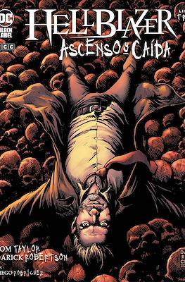 Hellblazer: Ascenso y caída (Cartoné 48 pp) #3