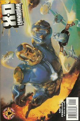 X-O Manowar (Variant Cover)