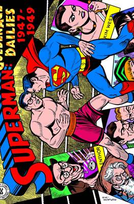 Superman: The Golden Age Dailies (Hardcover) #3