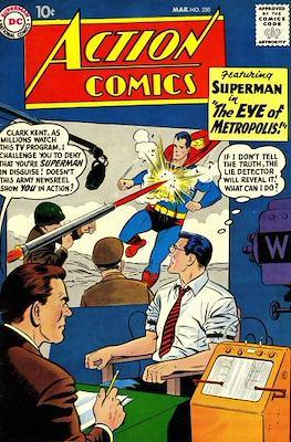 Action Comics Vol. 1 (1938-2011; 2016-) (Comic Book) #250
