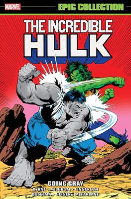 The Incredible Hulk Epic Collection #14