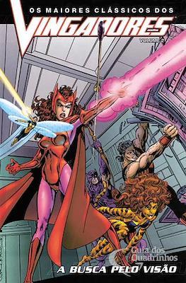 Os maiores clássicos dos Vingadores (Brochado) #2